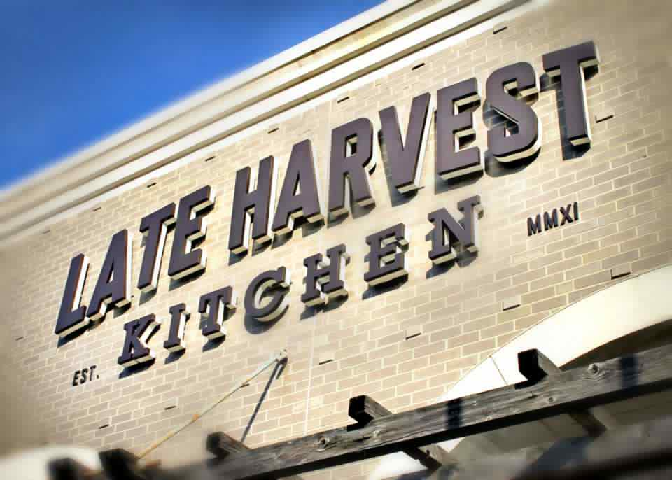 Late Harvest Kitchen Devour Indy