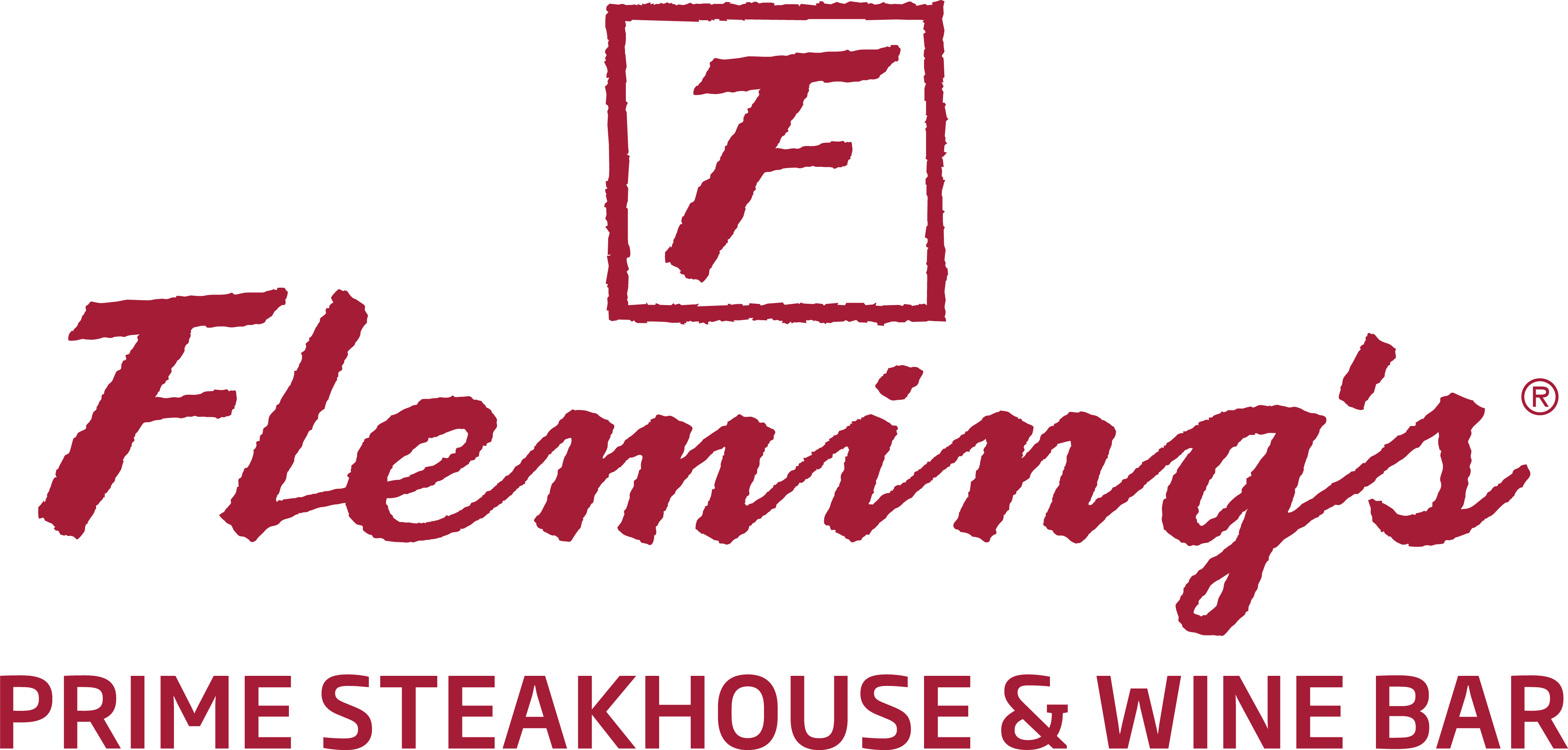 Image result for fleming's steakhouse logo