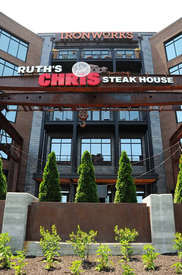 Ruth's Chris Steak House – Northside Ironworks