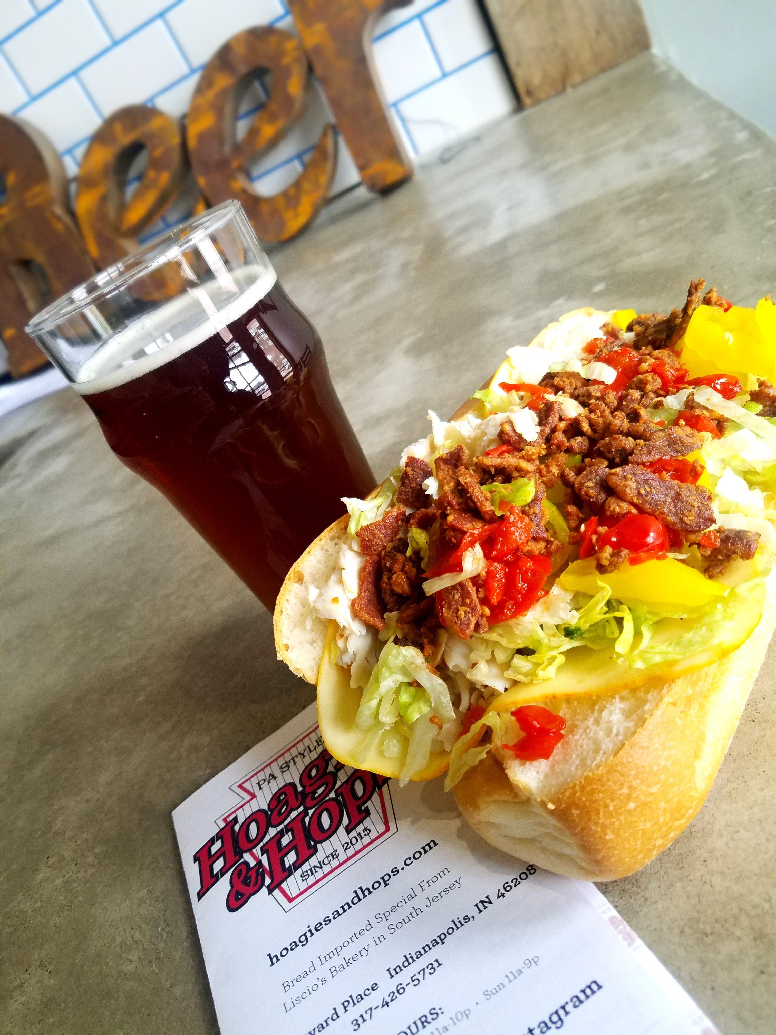 Hoagies & Hops / Chilly Water Tap Room