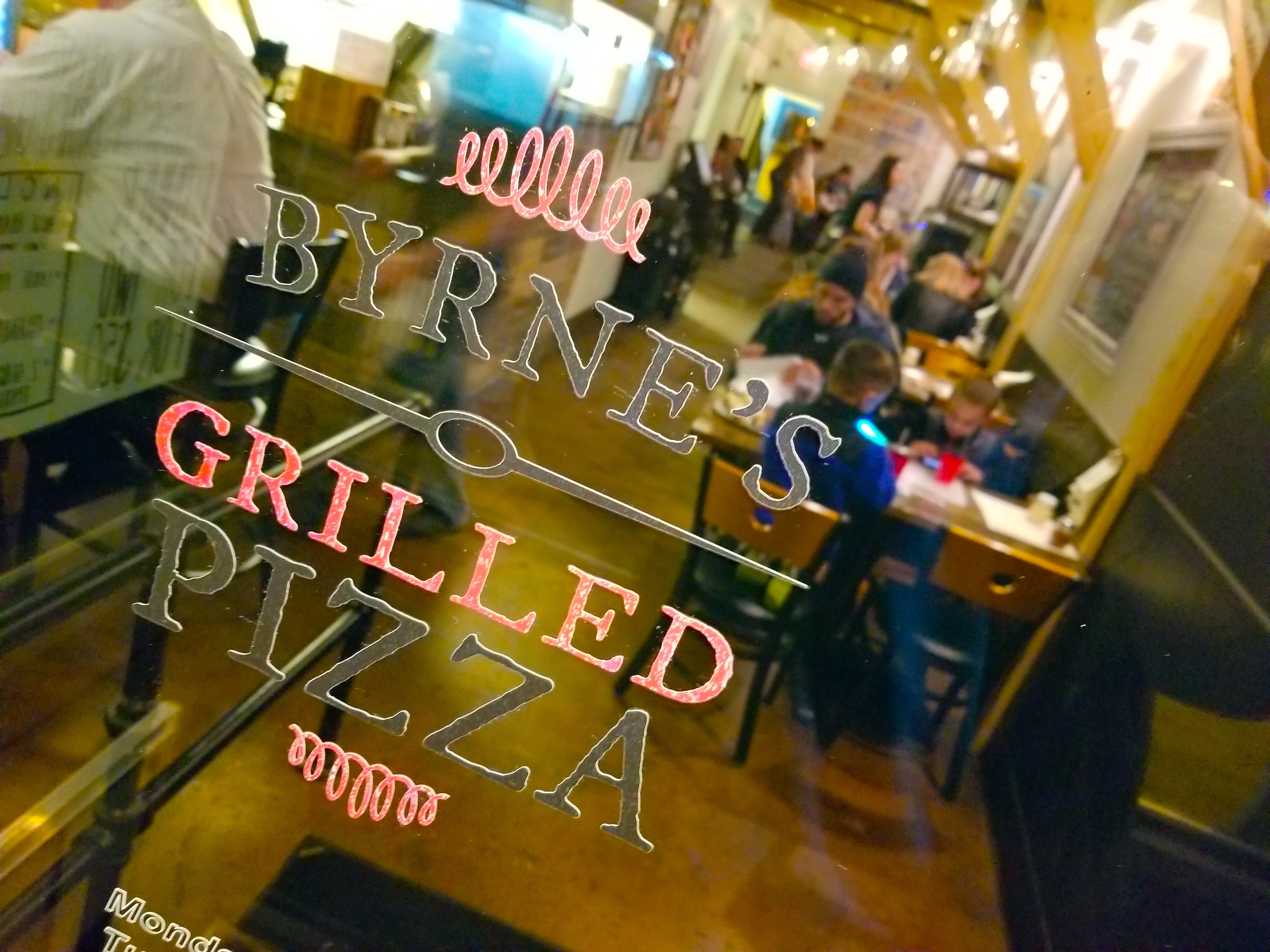 Byrne's Grilled Pizza and The Rhino Bar