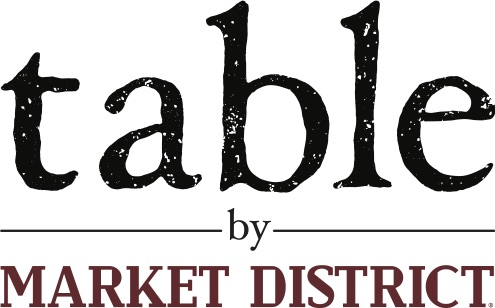 table by Market District