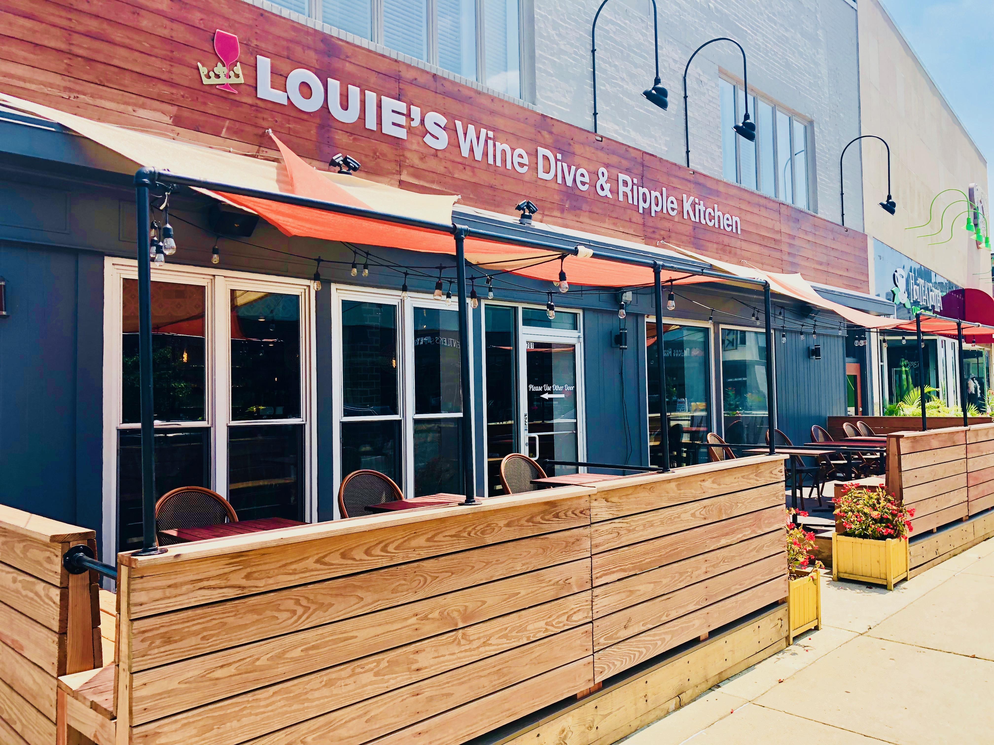 Louie's Wine Dive & Ripple Kitchen