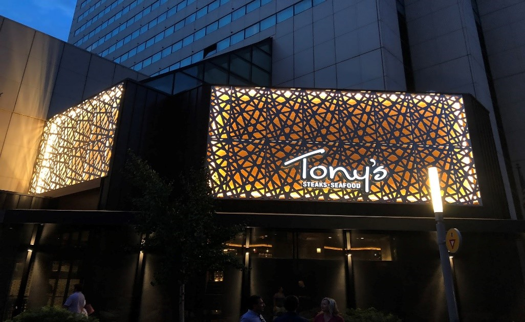 Tony's Steaks and Seafood